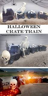 Inflatable Halloween Train by Best 25 Halloween Train Ideas That You Will Like On Pinterest