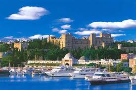 Rhodes Island - The Sunniest Place in Europe