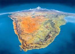 Map Of South Of France by The Total Surface Area Of South Africa Is 1 219 912 Sq Km 460 693