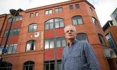 This change will be the end of the Open University as we know it     Tony Coughlan  who has been with the OU for    years  outside the Bristol