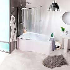 Shower Bath 1600 Shower Baths Walk In Corner D L P Shape Shower Bath Styles