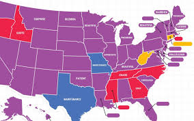 Maps Google Com Las Vegas by What Is The Most Misspelled Word In Your State This Map Will Tell