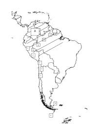 South America River Map by South America Practice Map Test Proprofs Quiz Physical Map Of Us