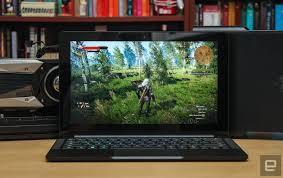razer u0027s blade stealth and u0027core u0027 add up to the gaming laptop i