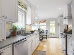 kitchen wonderful galley 2017 kitchen remodel with beautiful