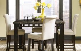 table impressive bar height dining table chairs astounding black