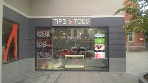 tips and toes port melbourne manicure nails