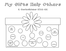 gifts of the spirit u201d sunday lesson 1 corinthians 12 1 11