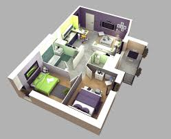 Small 2 Bedroom Cabin Plans Two Bedroom Small House Design Home Beauty