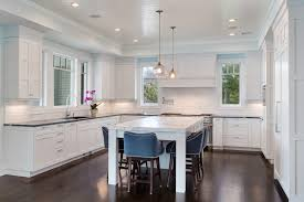 Kitchen Cabinets New Jersey White Transitional Kitchen Mantoloking New Jersey By Design Line
