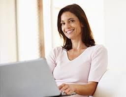 older woman trying online dating EliteSingles ie