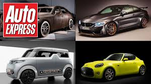 toyota motor car toyota s fr coupe bmw m4 gts u0026 nissan teatro concept car news
