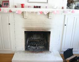 Home Decoration Styles The Modest Homestead Brick Fireplace Makeover And Fall Decor Idolza