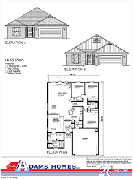 House For Plans by Old Ivy And The Villas At Old Ivy Adams Homes