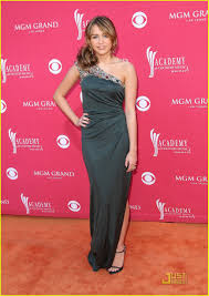 miley cyrus acms 2009 photo 1835901 academy of country music