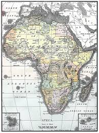 Physical Map Of Africa by Atlas Of Africa Wikimedia Commons
