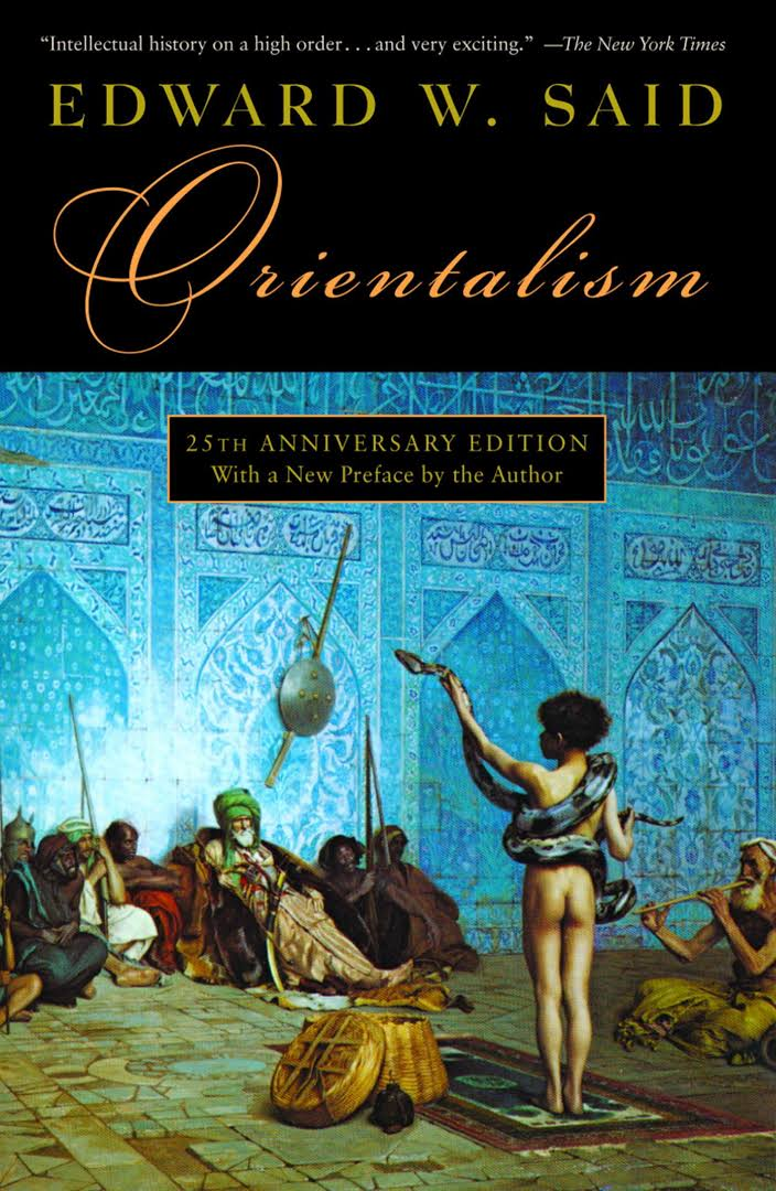 Image result for orientalism edward said