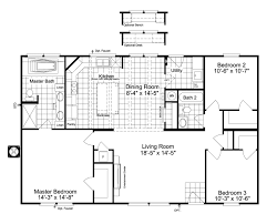 Palm Harbor Mobile Homes Floor Plans by Palm Harbor Austin The Arlington 48 Ml30483a By Palm Harbor Homes