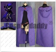 Teen Titans Raven Halloween Costume Compare Prices Teen Titans Costume Shopping Buy