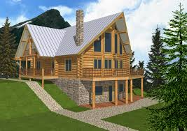 15 log home plans loft elk ridge log homes cabins and log home