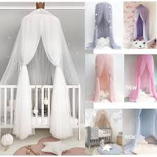 2017 new summer baby mosquito net photography props kids tent
