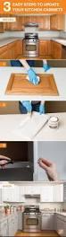 Update Kitchen Cabinets Best 25 Old Kitchen Cabinets Ideas On Pinterest Updating