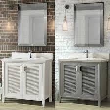 Costco Bathroom Vanity by Studio Bathe Aurora 63 In Vanity With Mirror