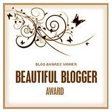 beautiful-blogger award