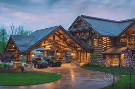 Mountain Home Floor Plans Discover Western Lodge Log Home Designs From Pioneer Log Homes Be