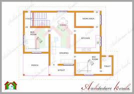 700 Sq Ft House Beautiful Design Kerala House Plans 1100 Square Feet 14 700sqft