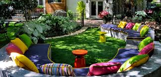 Decorating With Color Give Your House Personality Bombay Outdoors - Colorful patio furniture