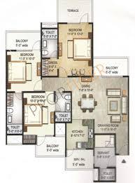 970 sq ft 2 bhk 2t apartment for sale in elegant infracon elegant