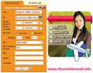 จองตั๋วเครื่องบินทั่วไทย และ ทั่วโลก ราคา