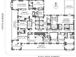 floorplan revealed for the 95m sherry netherland listing curbed ny