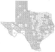 Texas Map Outline Texas Confederate Statues And Monuments