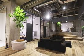 Google Tokyo Office Office A Solso Architectual Plant Farm
