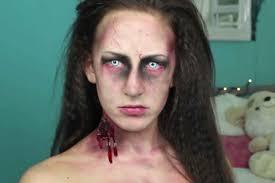 halloween zombie makeup ideas easy halloween makeup ideas reader u0027s digest