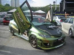 car modification honda
