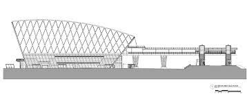 anaheim regional transportation intermodal center hok archdaily