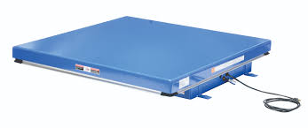 vestil electric hydraulic scissor lift table