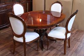 Antique Dining Room Tables by Chair Solid Maple Dining Table And Chairs By E R Buck Ebth Maple