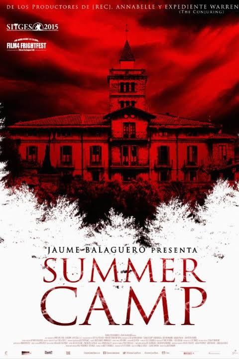Summer Camp (2015) ျမန္မာစာတန္းထိုး