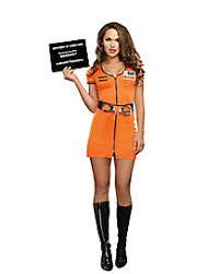 Security Guard Halloween Costume Cops U0026 Convicts Womens Costumes Spirithalloween