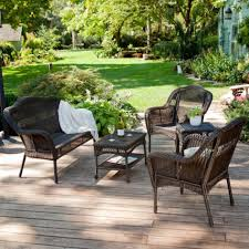 Vintage Brown Jordan Patio Furniture - patio plastic resin patio chairs 7 piece outdoor patio set patio
