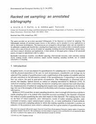 Annotated Bibliography Apa Format For Websites   Cover Letter     Librarian