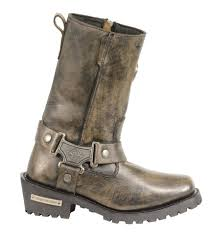 leather biker boots women u0027s distressed brown motorcycle boots genuine leather