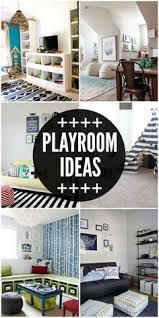 Playrooms A Modern Take On A Colorful Playroom Colorful Playroom