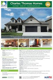 Earth Contact House Plans Charles Thomas Homes Is Your Omaha Home Builder