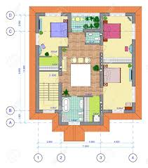 house plans with furniture layout house design plans