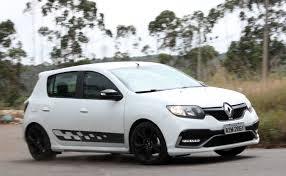 Ao Volante: Renault Sandero RS é um esportivo para aficionados ...